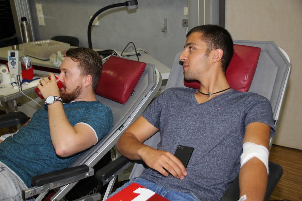 Blutspendetermin An Der Beruflichen Oberschule Bamberg