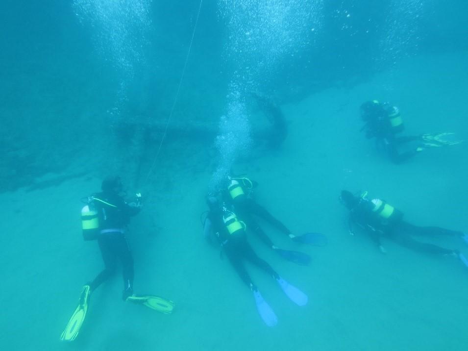 Meereskundliche Exkursion